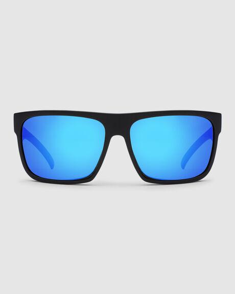 AFTER DARK REFLECT MATTE BLACK/MIRROR BLUE