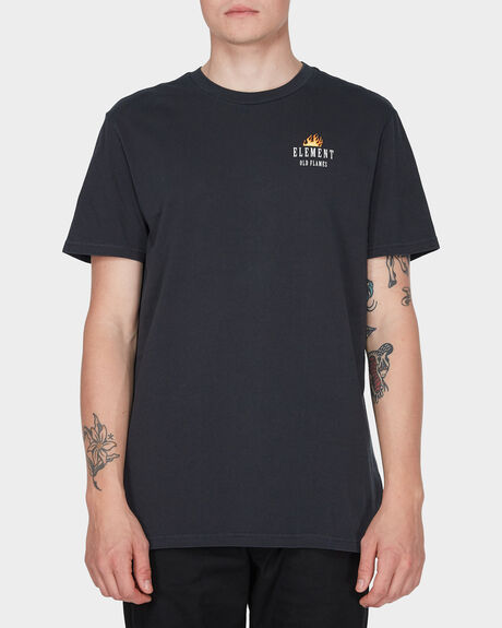 OLD FLAMES SHORT SLEEVE TEE