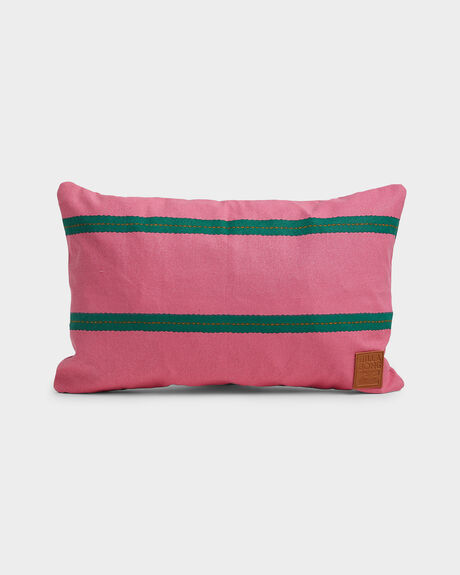 STRIPED BEACH PILLOW