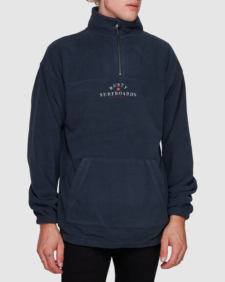 MIDDLE SECTION CREW POLAR JUMPER