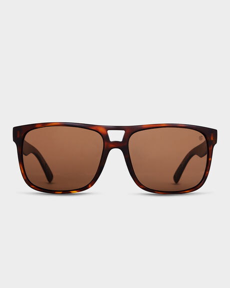 ROADBLOCK MATTE TORTOISE/BROWN