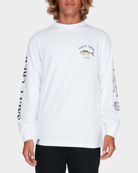 AHI MOUNT LONG SLEEVE TEE