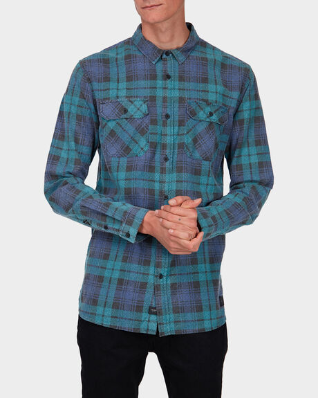 DION NAPLES LONG SLEEVE SHIRT