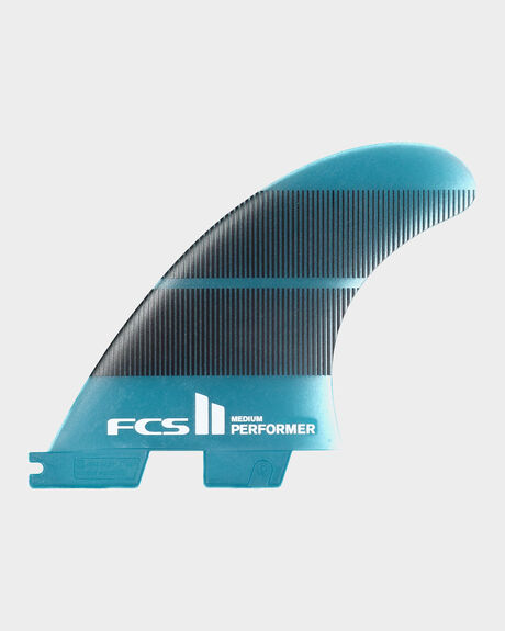 FCS II PERFORMER NEO GLASS MEDIUM TRI FINS