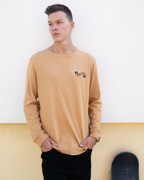 KRAK CAT LONG SLEEVE TEE