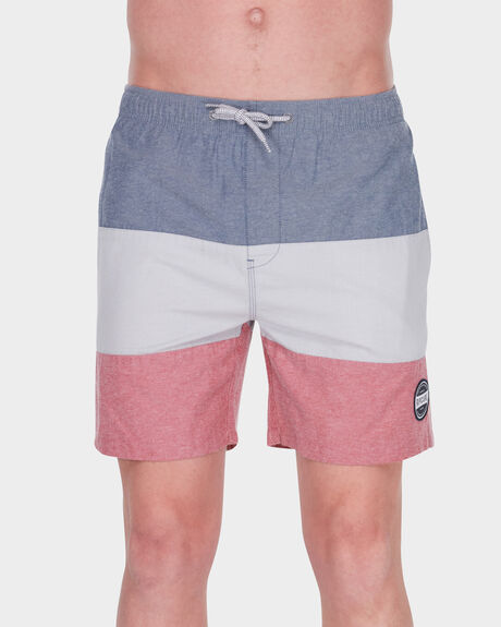 Triple Down 17 Inch Volley Short