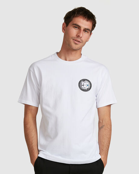 MENS DIVIDE AND CONQUER SHORT SLEEVE T SHIRT