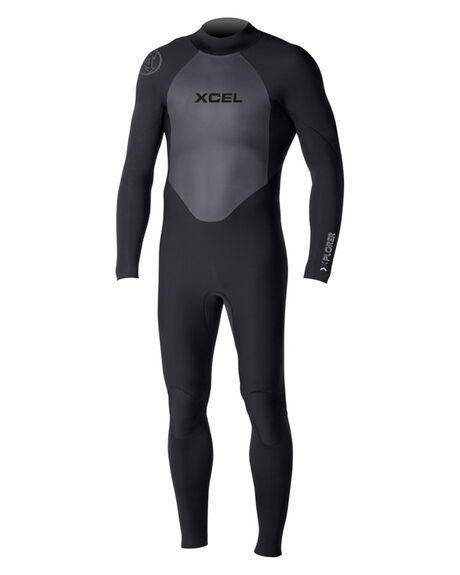 Men'S 3/2mm Xplorer Os Zip Fullsuit