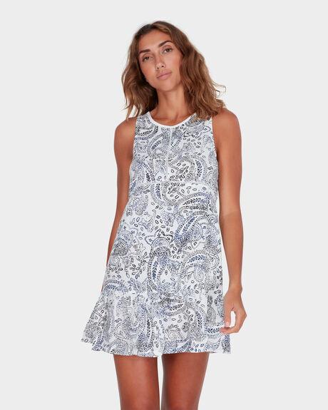 PAISLEY DAZE SHIFT DRESS