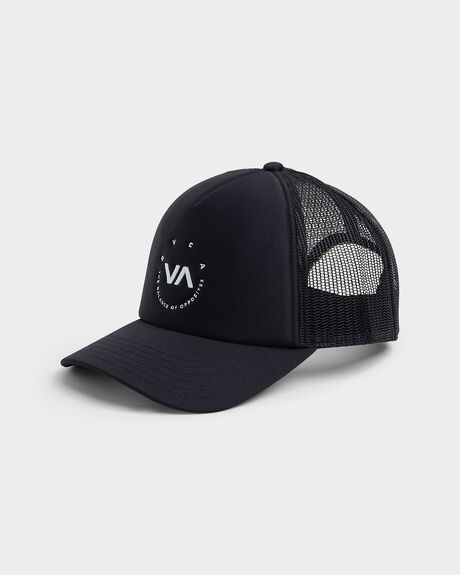 COASTAL CURVED TRUCKER