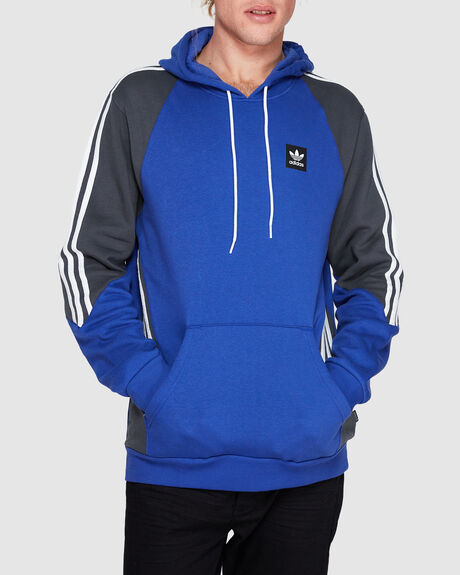 INSLEY HOODED JUMPER