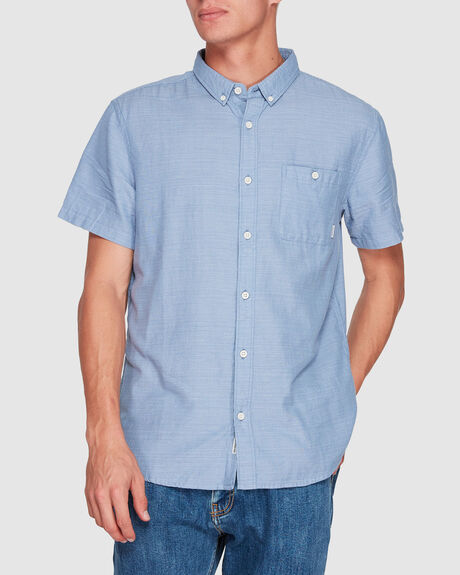 WATERFALLS SHORT SLEEVE SHIRT