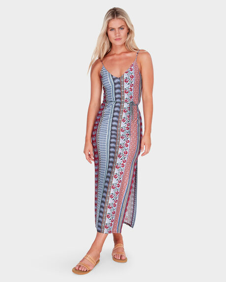 AMARILLO MAXI DRESS