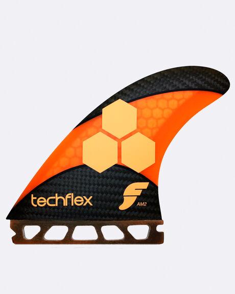 Am2 Tech Flex Tri Fin Set - Orange