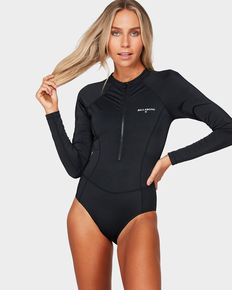 SUNDAY FUNDAY LS ONE PIECE RASHGUARD