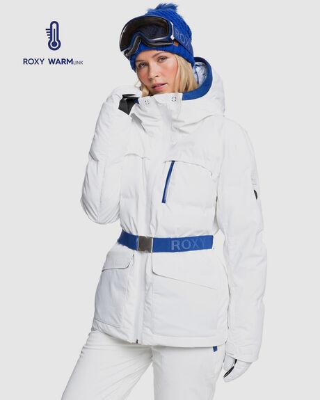 WOMENS ROXY PREMIERE SNOW JACKET