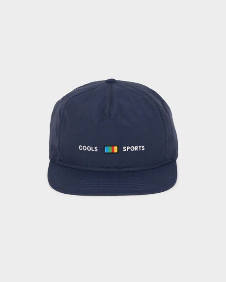 COOL SPORTS NYLON CAP