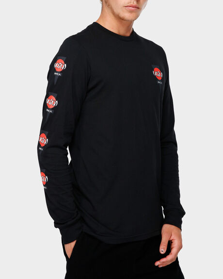 HOSOI LONG SLEEVE TEE