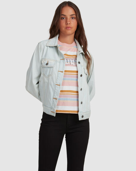 RVCA STAPLE DNM JKT