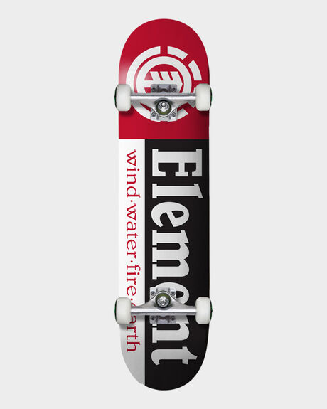 SECTION COMPLETE SKATEBOARD