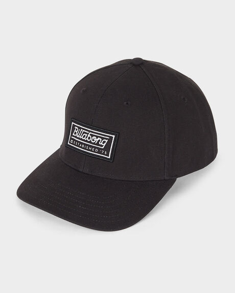 WALLED SNAPBACK CAP