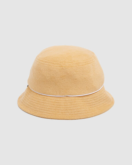 TERRY HEADS BUCKET HAT