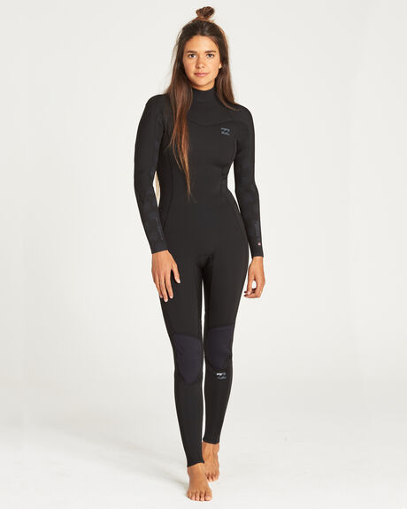 FURNACE SYNERGY - 403 BACK ZIP FULL WETSUIT