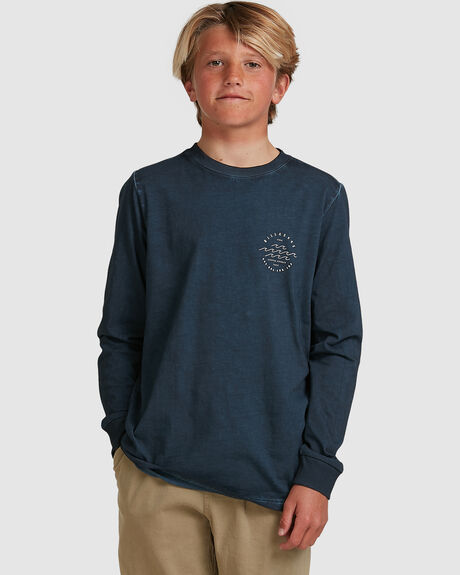 BOYS BIG WAVE DAVE LS