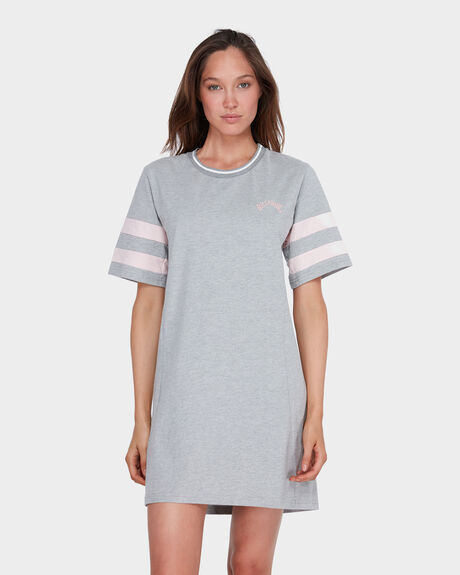 BEACHED OUT TEE DRESS