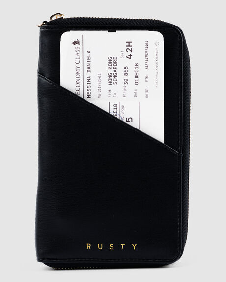 BEVERLY TRAVEL WALLET