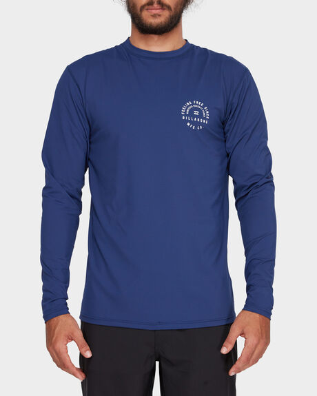 TRIPLE THREAT LONG SLEEVE RASH VEST
