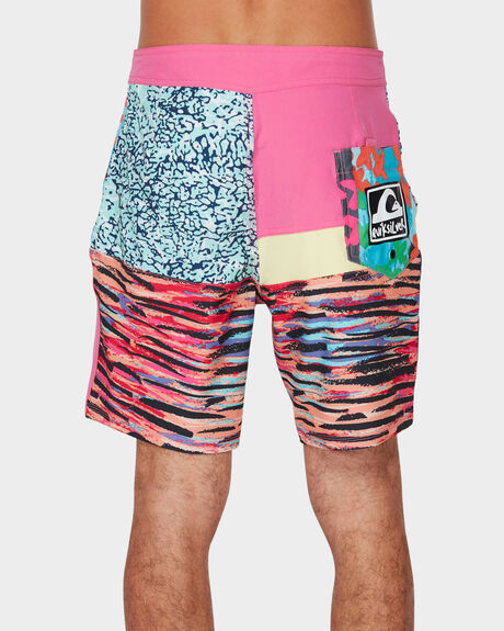 "HIGHLINE MORE PAINT 18"" BOARDSHORT"
