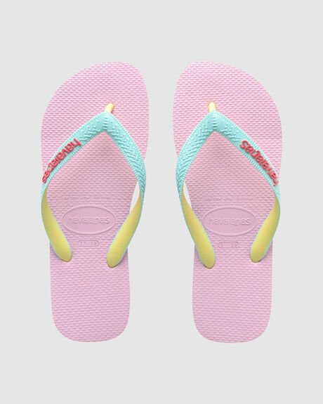 KIDS TOP MIX THONGS