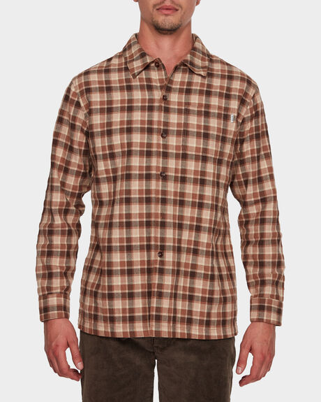 CARPENTER LONG SLEEVE SHIRT