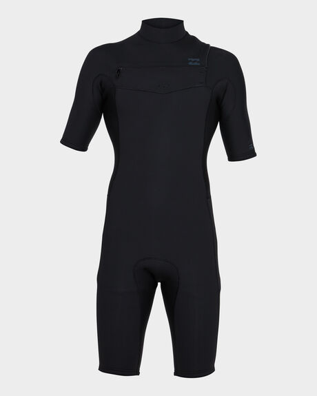 202 REVOLUTION GBS SHORT SLEEVE SPRING WETSUIT