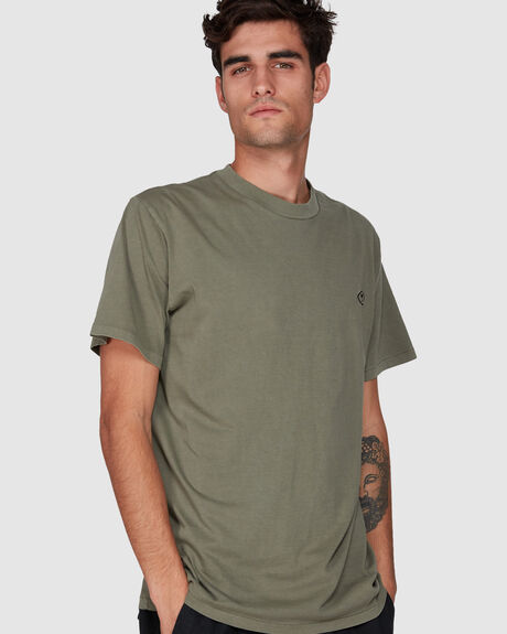DEPLOY MERCH FIT TEE - JUNGLE ARMY