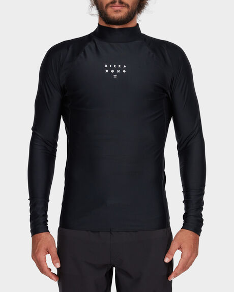 CREEDENCE LONG SLEEVE RASH VEST
