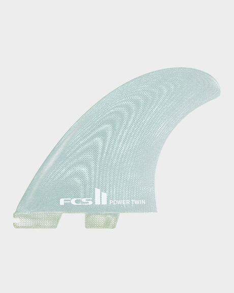 FCS II POWER TWIN + STABILISER FINS