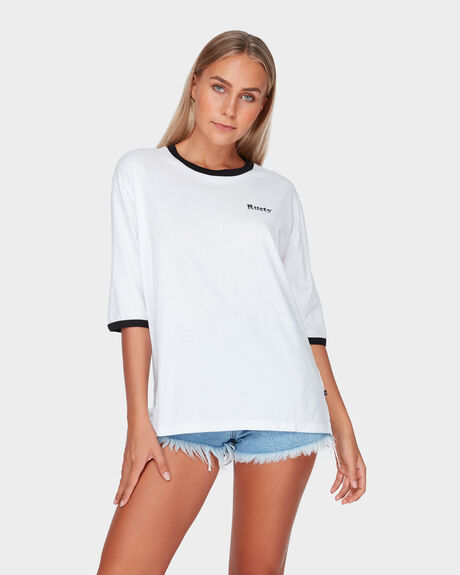HELLO SHORT SLEEVE TEE