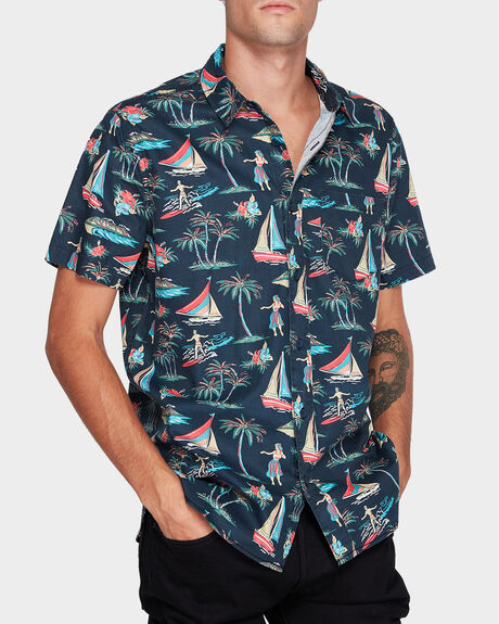 LEI LEI SHORT SLEEVE SHIRT