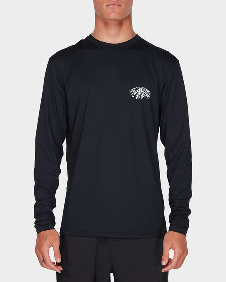 SPACE STORM LONG SLEEVE SURF SHIRT