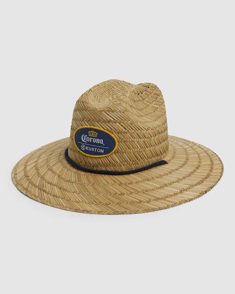 CORONA - STRAW HAT