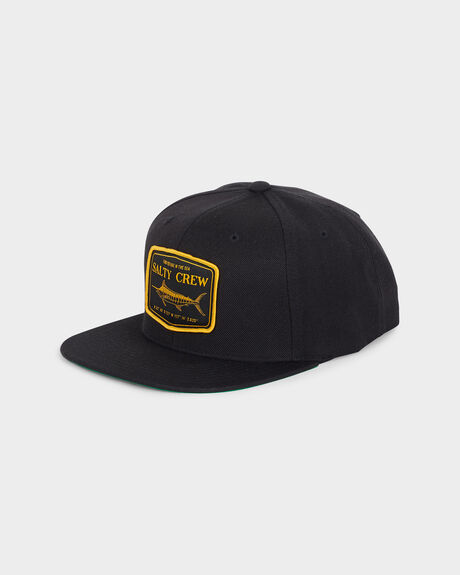 STEALTH 6 PANEL CAP