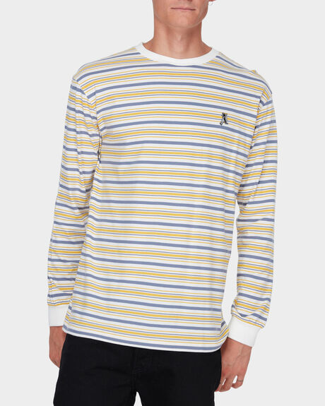 SURFSIDE STRIPE LONG SLEEVE TEE
