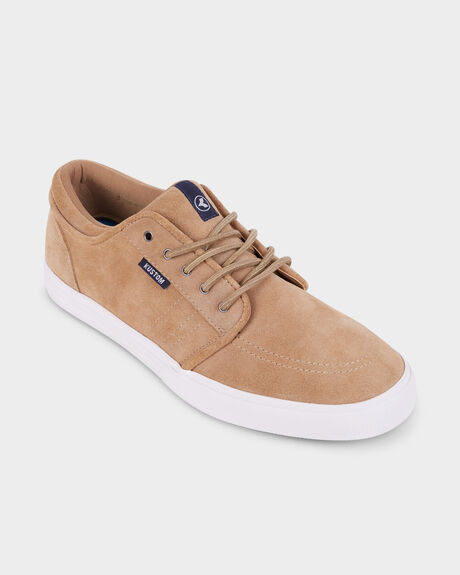 REMARK 2 MID TAN SHOE