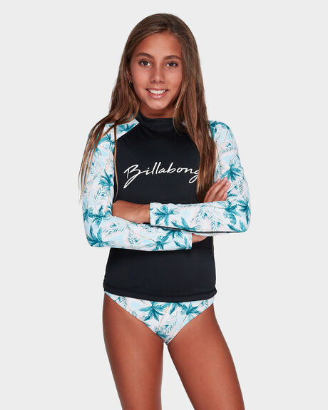 PALM BEACH LONG SLEEVE RASHGUARD SET