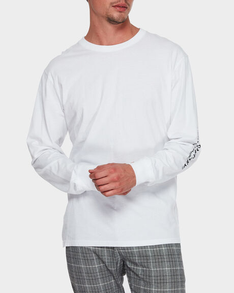 BLVD LONG SLEEVE TEE