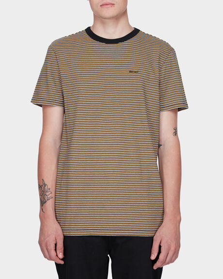 HOLLOW SHORT SLEEVE TEE