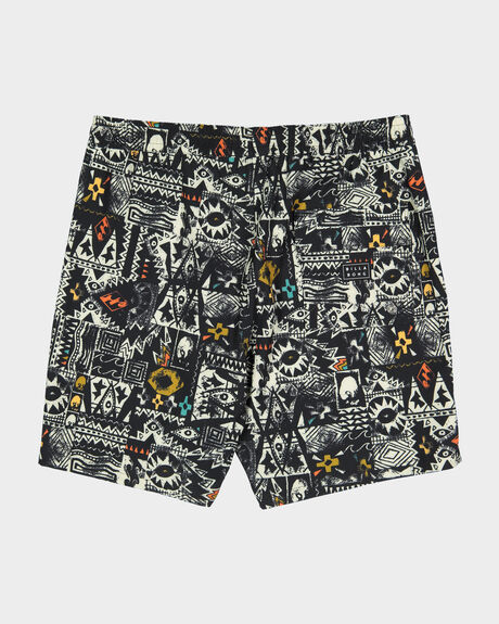 BOYS SUNDAYS LAYBACK BOARDSHORT