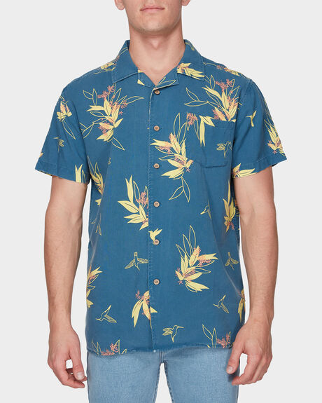 GOLDEN HOUR SHORT SLEEVE SHIRT